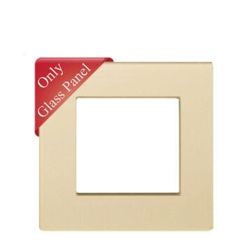 SMARTZILLA moduláris 1-es üveg keret arany