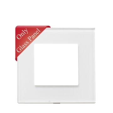 SMARTZILLA moduláris 1-es üveg keret fehér