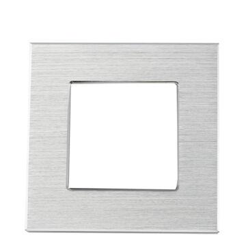 SMARTZILLA moduláris 1-es alumínium keret ezüst