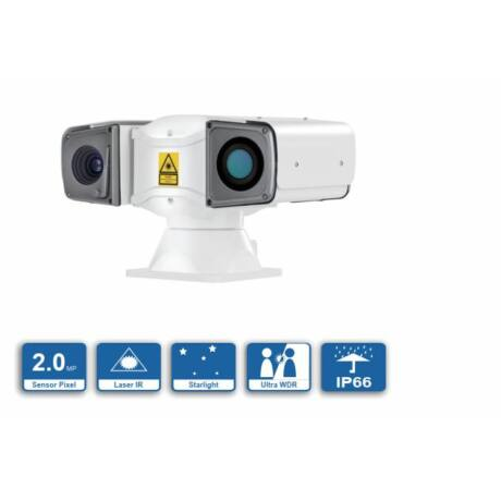 PTZ Kamera - Ubitron  1.5km Laser PTZ