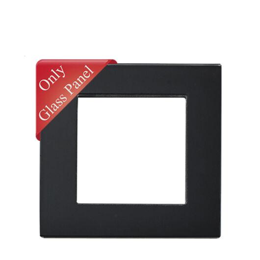 SMARTZILLA moduláris 1-es üveg keret fekete