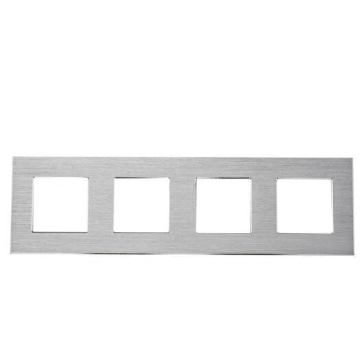 SMARTZILLA moduláris 4-es alumínium keret ezüst
