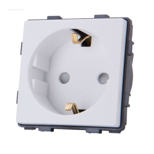 SMARTZILLA 16A EU moduláris 230V aljzat fehér