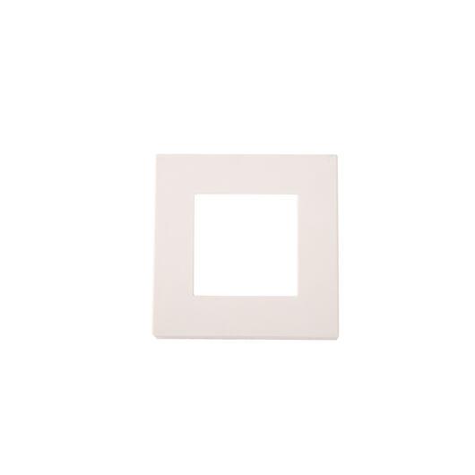 SMARTZILLA moduláris 1-es plastic keret fehér