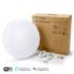 Kép 3/4 - SMARTZILLA Wifis LED mennyezeti lámpa, IP védett